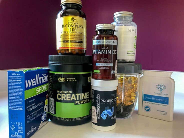 Recommended Supplements To Consider