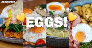 EGGS — Why Do We Like them SOOO much?!