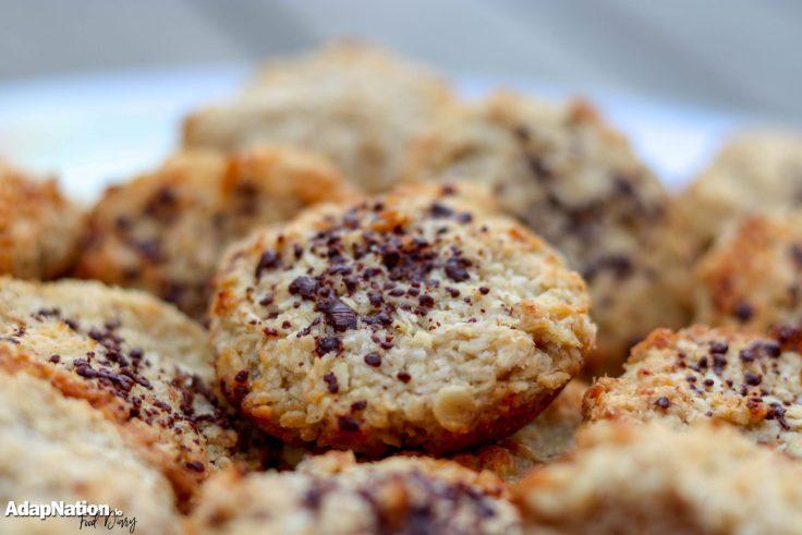 Delicious Home-made Crimbles -- Gluten, Sugar & Dairy Free!