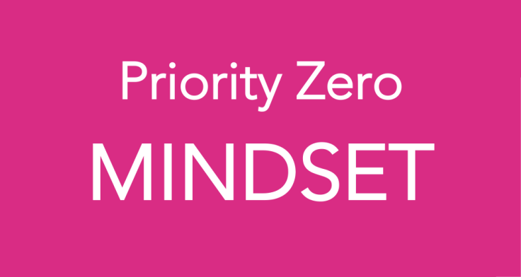 AdapNation's #BeYourBest Self-Optimisation Journey - Priority 0 Mindset