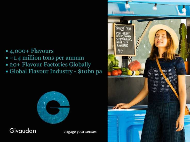 The Flavour industry