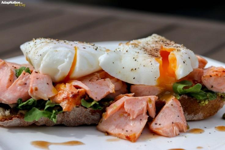 Salmon & Poached Egg Sourdough Toast p2