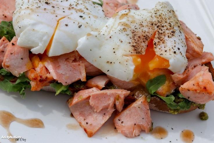 Salmon & Poached Egg Sourdough Toast p3