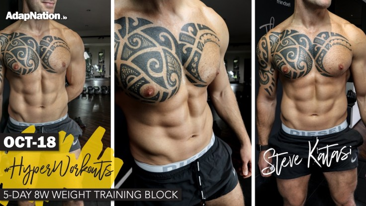 OCT-18 #HyperWorkouts Training Block - Feature