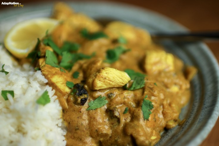 Delicious Home-Made Chicken Korma p2