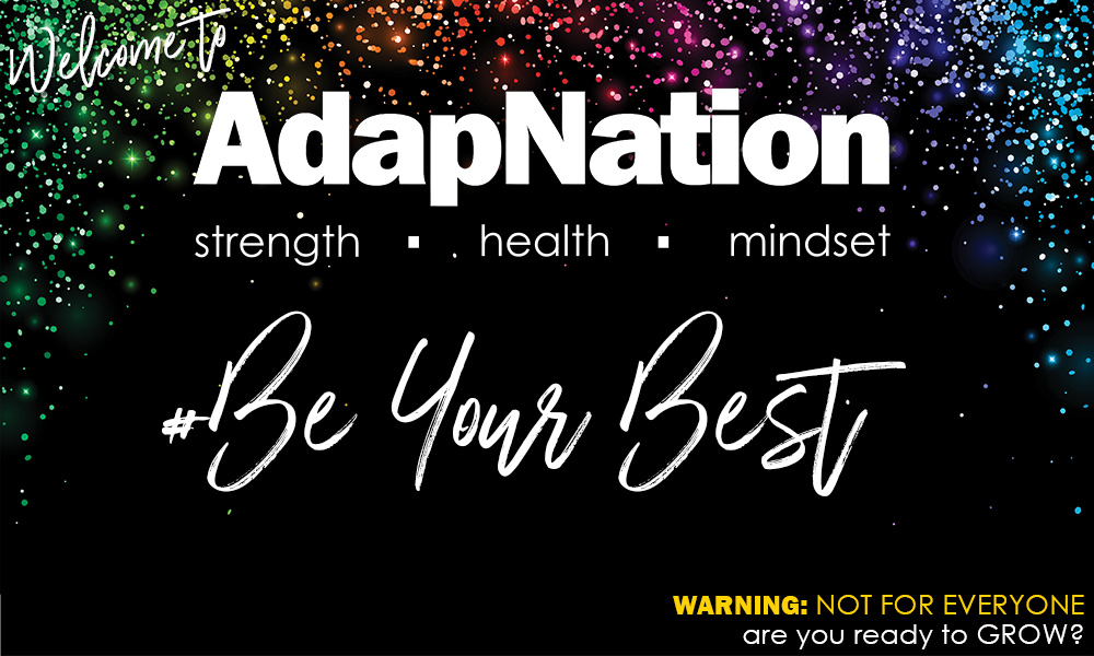 Welcome to AdapNation