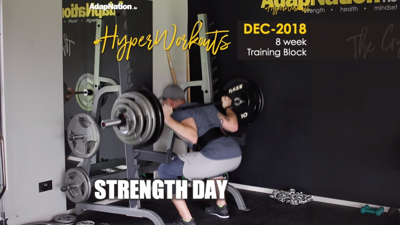 Gents DEC-18 #HyperWorkouts Strength