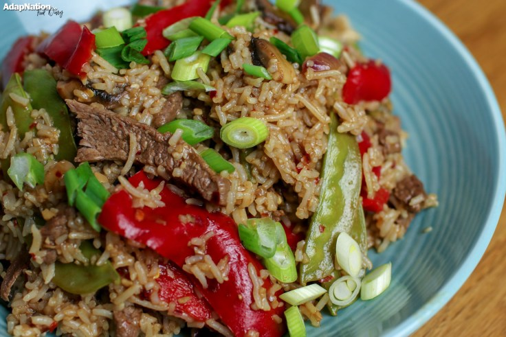 Spicy Beef Bowl p3
