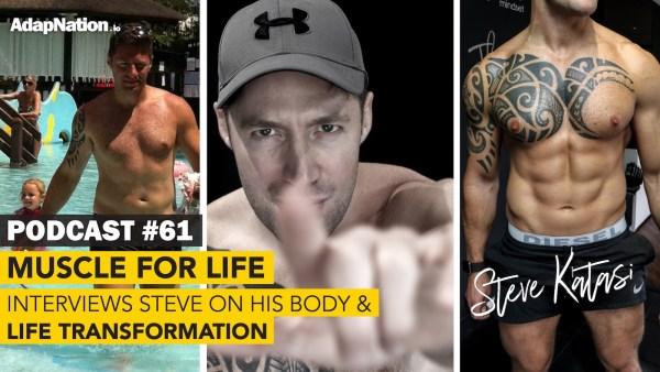 Muscle For Life Steve Katasi