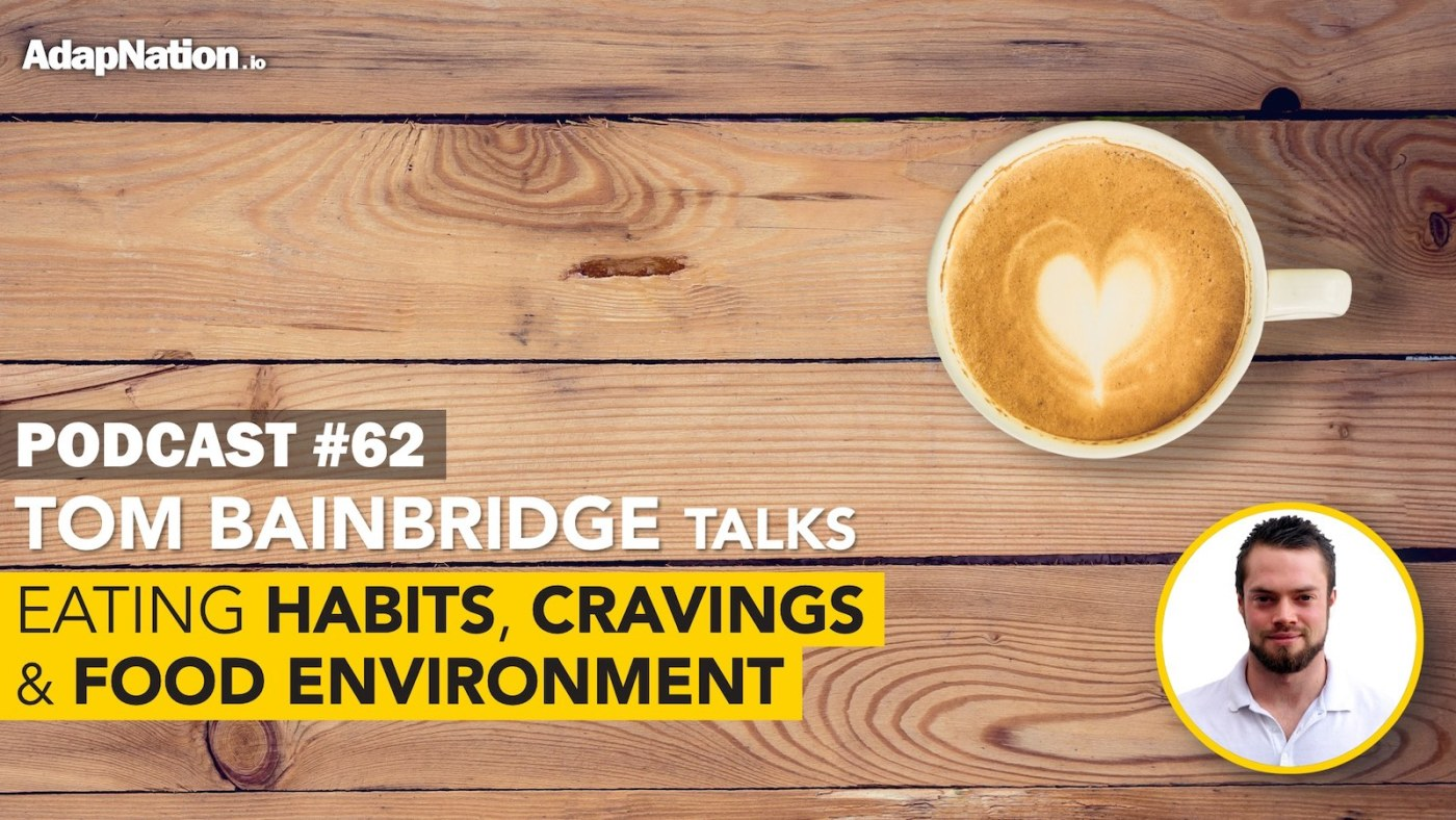 Eating habits cravings