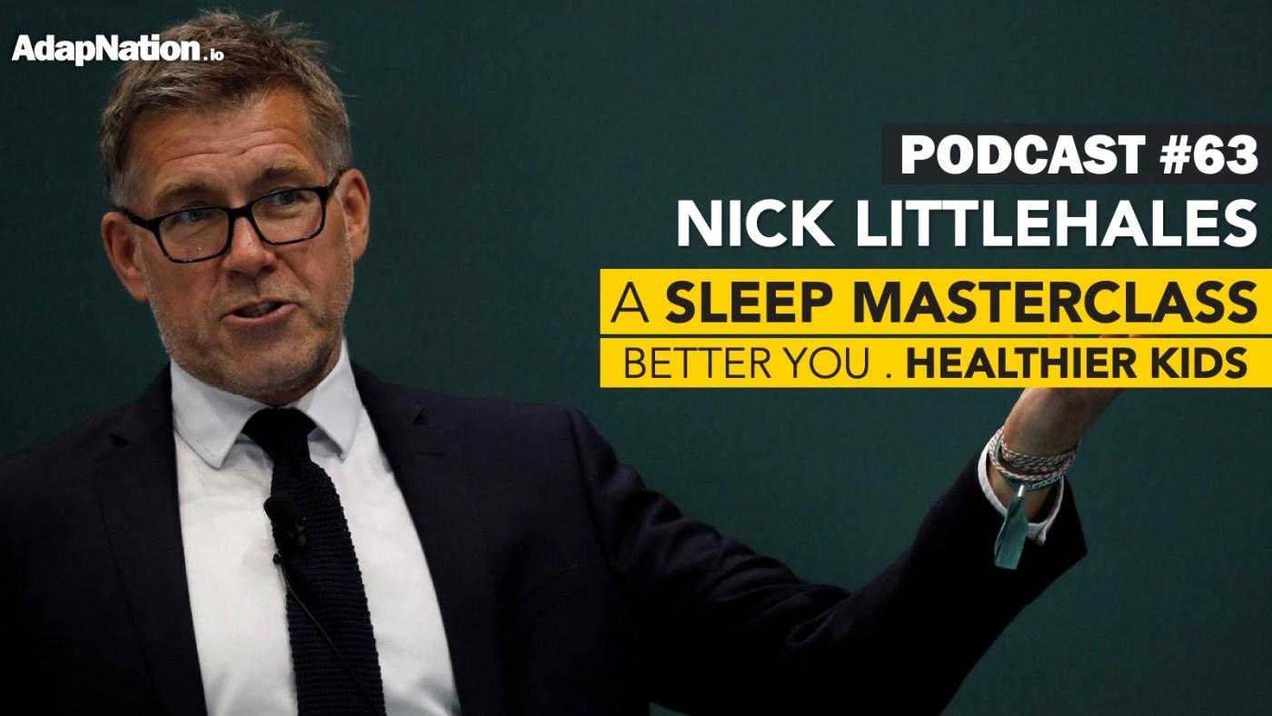 Sleep Nick Littlehales