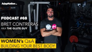 #68 – Women's Q&A with Bret Contreras (The Glute Guy)