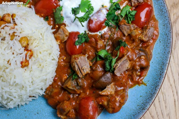 Spicy Slow-Cooked Lamb Stew
