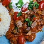 Turkish Lamb Stew (Kuzu Sote)