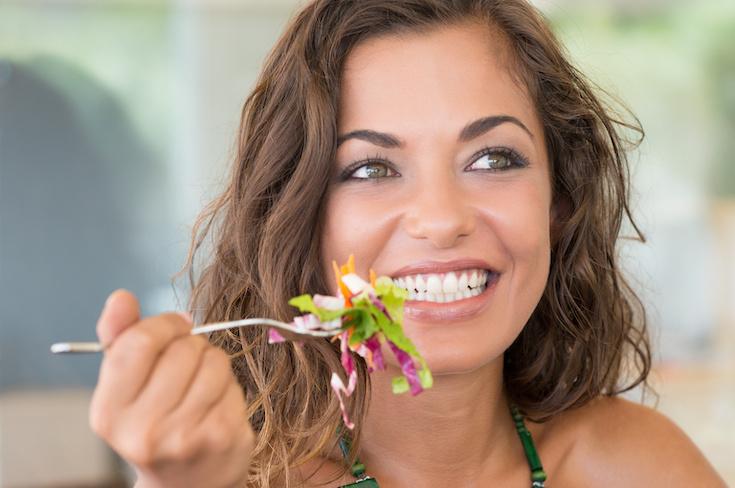 Happy healthy vegan tips