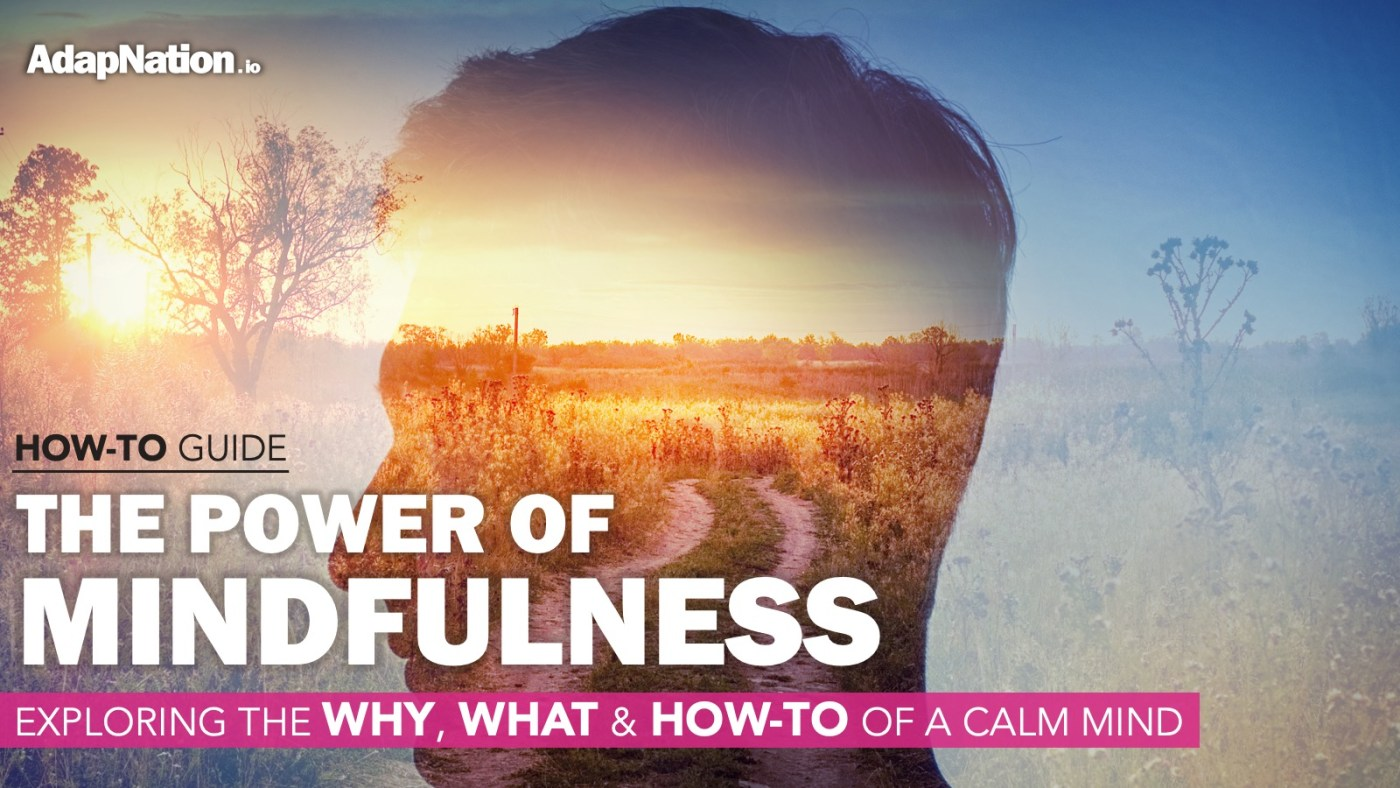 how-to guide of mindfulness