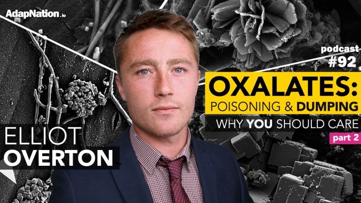 Oxalate Dumping Elliot Overton