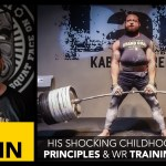 #94: Chris Duffin – His Shocking Childhood, Top Life Principles & WR Training Insights