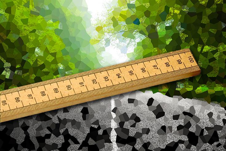 Measure where you are
