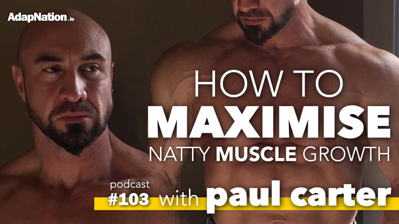 How to maximise natural muscle gains