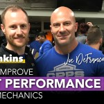 #107: How to improve Sport Performance & Body Mechanics in the Gym (Joe DeFranco Principles) ~Bryn Jenkins