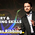 #115: Boost Your Memory & Learning Skills ~Mattias Ribbing, Memory Champion