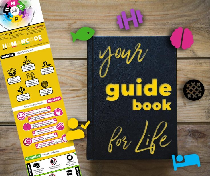 Guide book for life