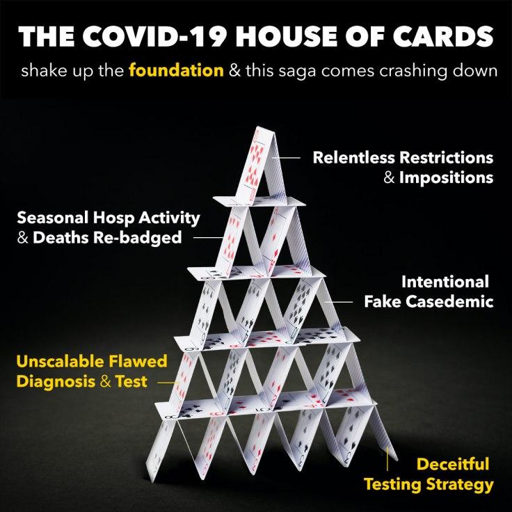 COVID-19 flawed testing regime