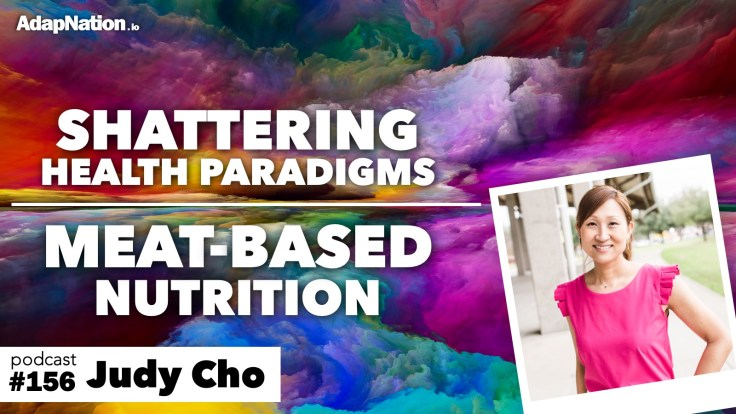 Judy Cho Meat-Based Nutrition