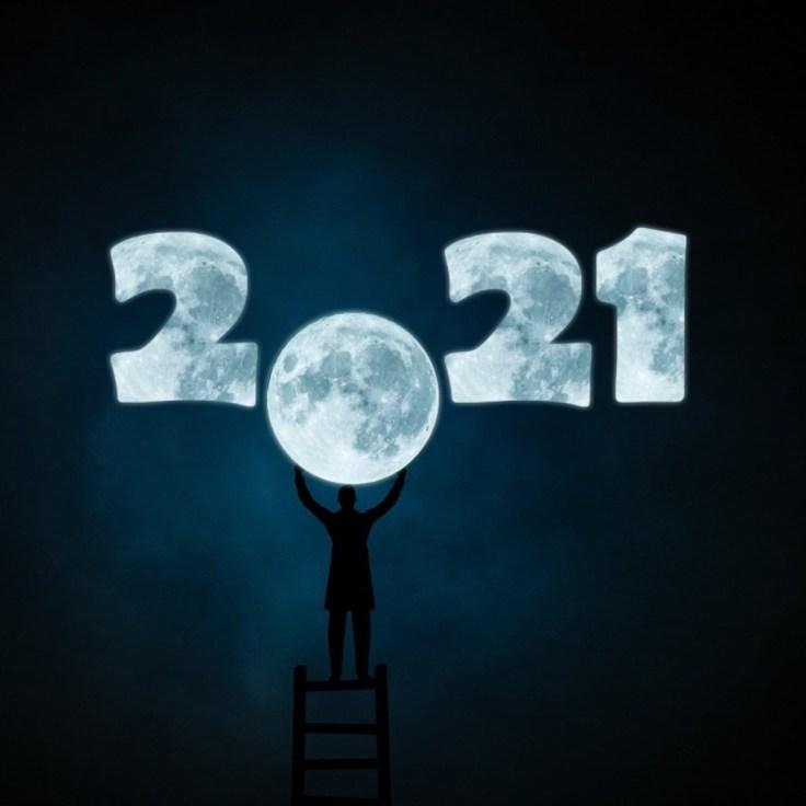 2021: Happy New Year