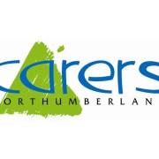 Carers Northumberland logo