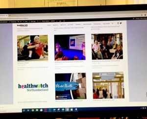 Healthwatch Northumberland Communication and Marketing Assistant