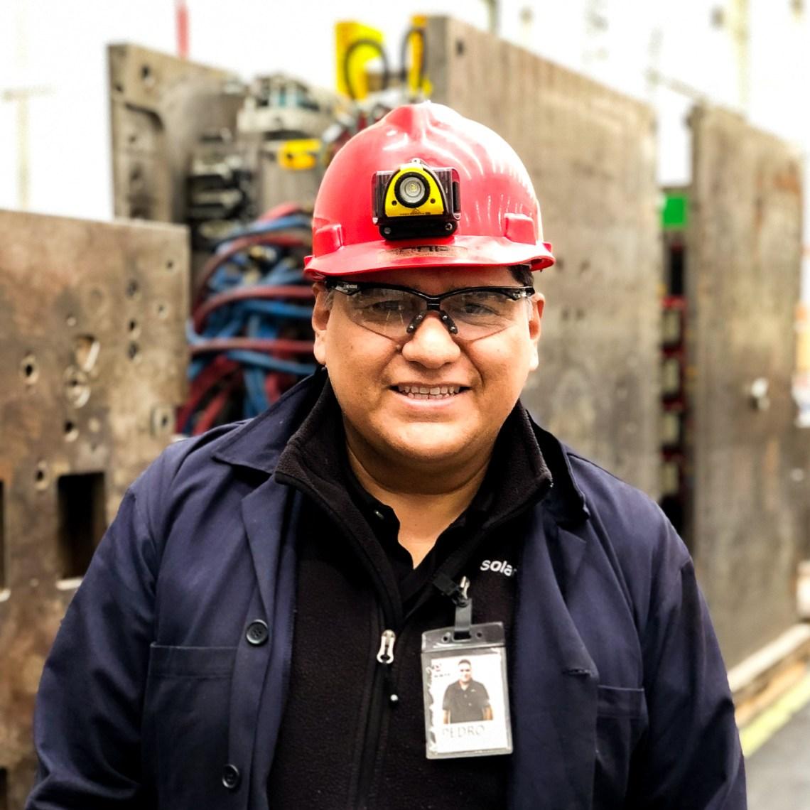 Pedro García Adapt Plastic Technology