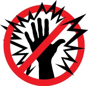 #StopTheShock Logo