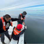 Ocean Monitoring in Kake, Alaska