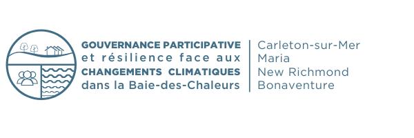 Copie de Gouvernance participative et résilience face aux changements climatiques dans quatre municipalités de la Baie-des-Chaleurs.
