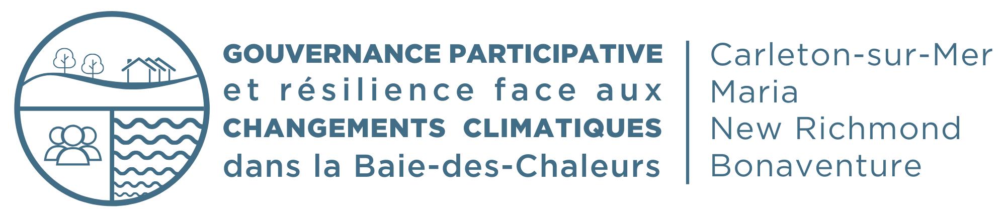Gouvernance participative et résilience face aux changements climatiques dans la Baie-des-Chaleurs
