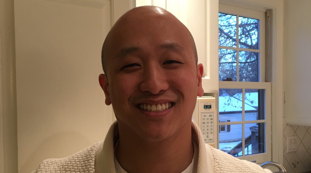 Brian Nieken, 32, works in financial services in Minneapolis and volunteers his time as a board member of Adopted Korean (AK) Connection.
