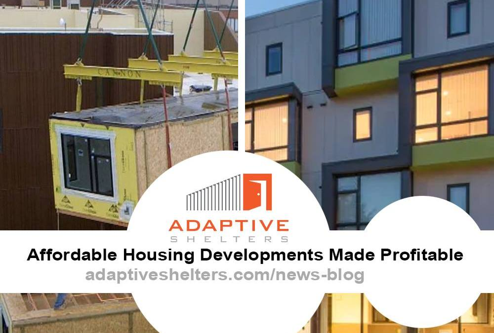 Affordable Housing Developments Made Profitable