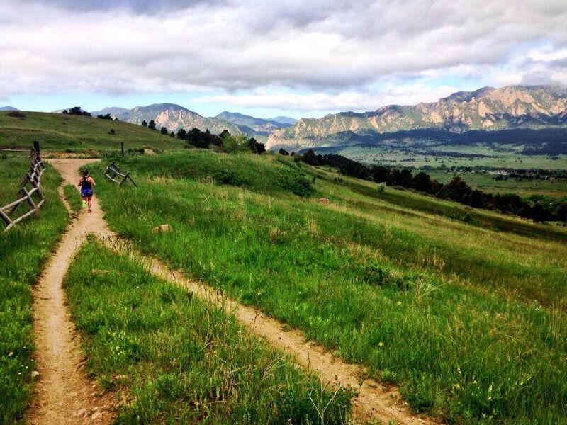 marshall mesa trail