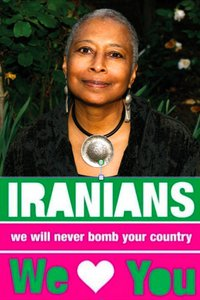 Alice Walker Loves Iran