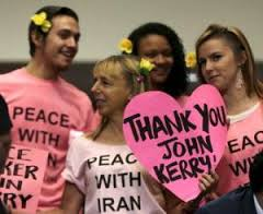 Code pink thank you john kerry