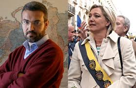 Marine Le Pen - Aymeric Chauprade