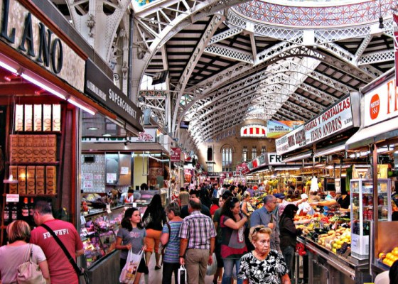 mercat central valencia