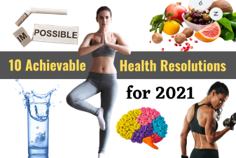10 Achievable health resolutions for 2021 - adarshgupta.com