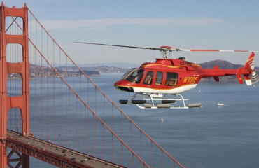 Tour Helicóptero San Francisco Adarve Travel