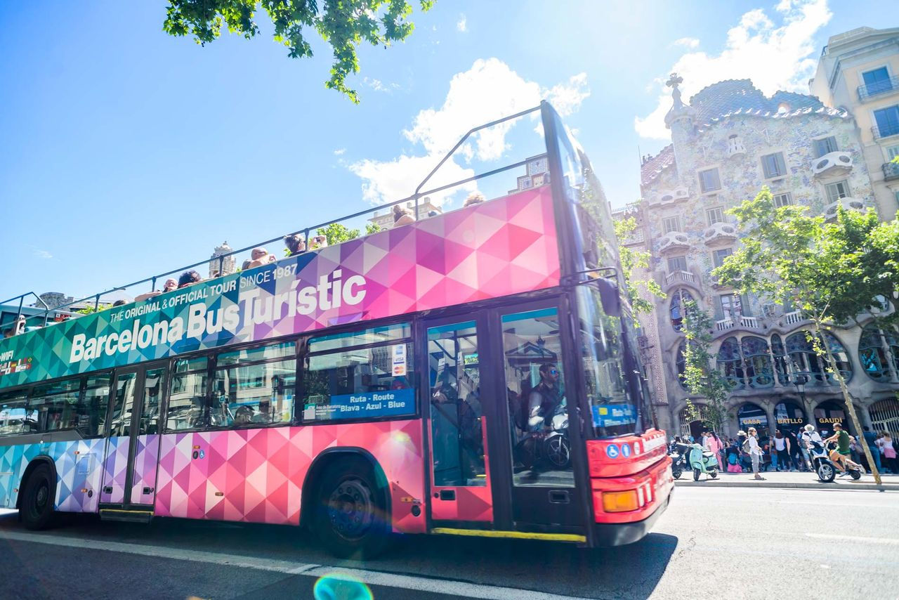 Adarve Bus Turístico Barcelona By City Sightseeing
