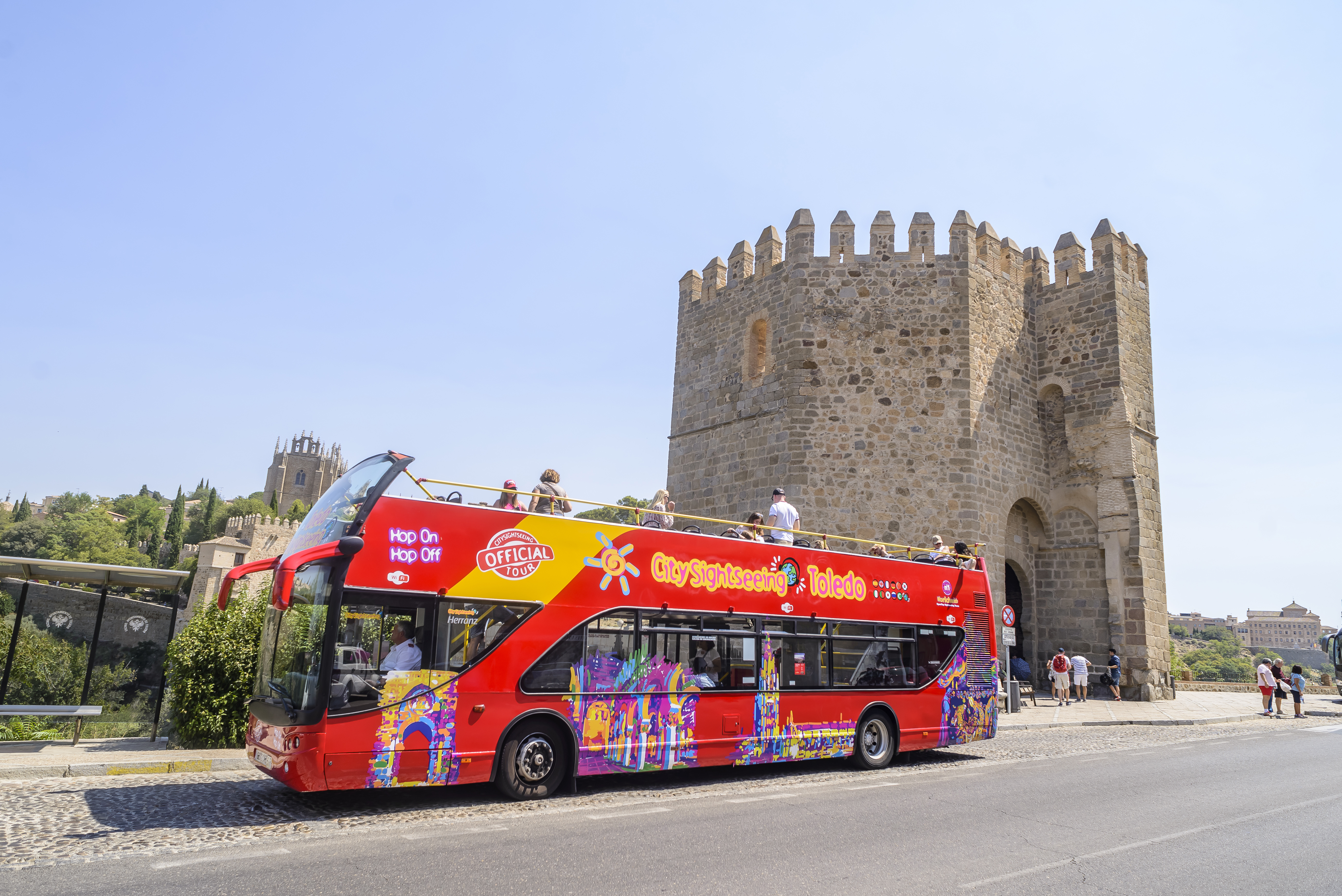 Adarve Bus Turístico By City Sightseeing