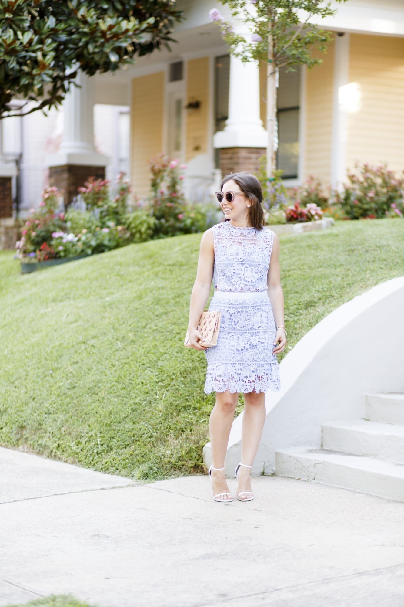 Goodnight Macaroon Lace Dress