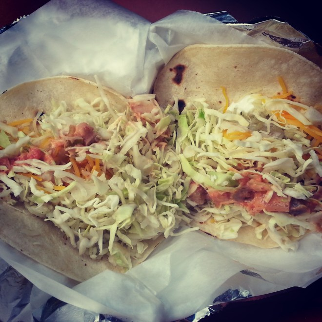 JawZ Fish Tacos on our Way Back from Turtle Town